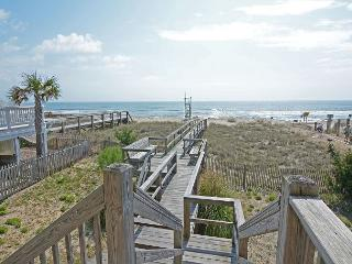 Dolphin View - Wonderful oceanfront home in Kure Beach - Kure Beach vacation rentals