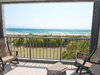 Station One - 2F Serenity-Oceanfront condo with community pool, tennis, beach - Wrightsville Beach vacation rentals