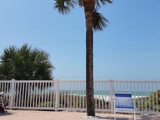 Beautiful, gulf front condo. Redington Beach FL - Redington Shores vacation rentals