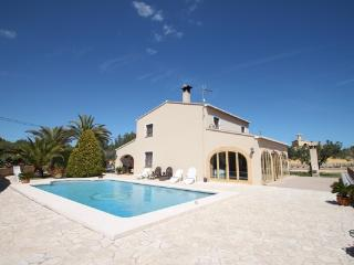 Finca Cantares - holiday home with private swimming pool in Benissa - Benissa vacation rentals