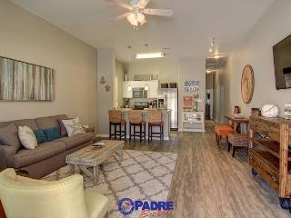Beautiful New end unit on the pool and just steps off the Beach! - Corpus Christi vacation rentals