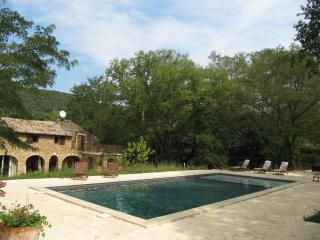 Nice Gite with Balcony and Microwave - Saint-Andre-d'Olerargues vacation rentals