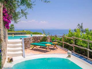 Perfect Villa with Internet Access and Television - Erchie vacation rentals