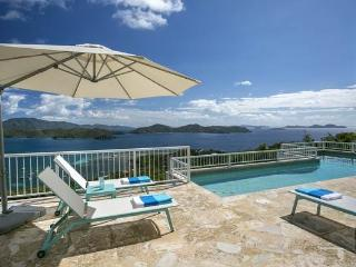 Island Girl:Breathtaking Sunrise Views! Crosswind Breezes! Full AC! - Coral Bay vacation rentals