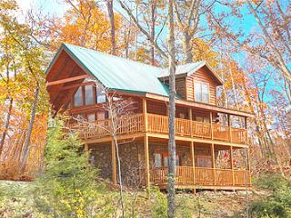 Simply the Best-High Mountain Lodge for Christmas! - Gatlinburg vacation rentals