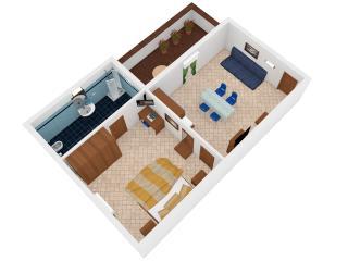 Residence Veliero Bilocale 4 persone - San Mauro a Mare vacation rentals
