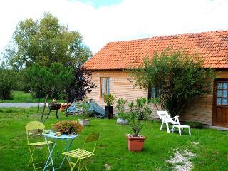 4 bedroom House with Internet Access in Saint Viatre - Saint Viatre vacation rentals