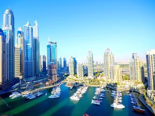 Maha, 3BR with Stunning Marina view - Dubai vacation rentals