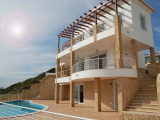 SIMPLY SALEMA - UNIQUE BEACHFRONT VILLA IN ALGARVE.  5/6 BEDROOMS - Salema vacation rentals