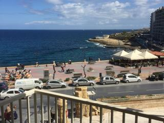 Sliema 2 Bedroom seafront apartment - Sliema vacation rentals