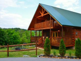 Experience Stunning, Panoramic Views of the Smoky Mountains at Brigadoon II - Gatlinburg vacation rentals