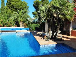 Luxury Villa 3 minutes walk from Moraira town - Moraira vacation rentals