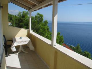 1 bedroom Condo with Internet Access in Brela - Brela vacation rentals