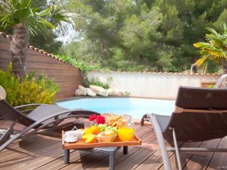 Villa 90 m2 piscine, jardin privée. Plages à 700 m - Carry-le-Rouet vacation rentals