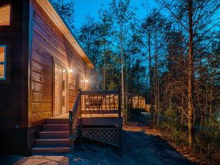 End of The Road Cabin A - Deck - Mill Spring vacation rentals