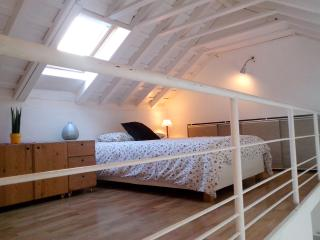 Charming white loft: peace in the city center - Seville vacation rentals
