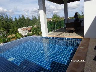 Large penthouse with private pool in Bangtao Tropical Residence Resort - Bang Tao vacation rentals