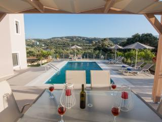 Brand new, 1 km from the beach, private pool! - Adele vacation rentals