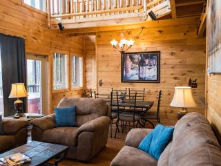 SECLUDED,25 Mile View,Theater Rm,Firepit,Waterfall - Pigeon Forge vacation rentals