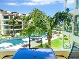 3rd Floor home overlooking the Ocean and Beaches at The Elements - Playa del Carmen vacation rentals