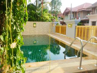 Patong Beach private pool villa center patong - Patong vacation rentals