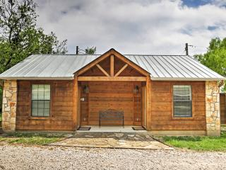New Listing! Phenomenal 1BR Lakehills Cabin w/Wifi, Deck & Wonderful Views -  Close to an Abundance of Outdoor Attractions! - Lakehills vacation rentals