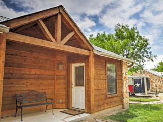 New Listing! Wonderful 1BR Lakehills Cabin w/Wifi, Balcony & Stunning Views - Within Close Proximity to Many Superb Outdoor Attractions! - Lakehills vacation rentals