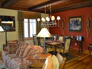 Comfortable Condo with Deck and Internet Access - Teton Village vacation rentals