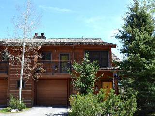Cozy 3 bedroom Teton Village Apartment with Deck - Teton Village vacation rentals