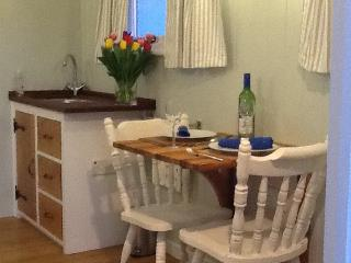 Romantic 1 bedroom Diss Shepherds hut with Parking - Diss vacation rentals
