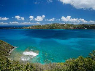 Sugar Bird Cove - Beachfront/Magens Bay view villa - Saint Thomas vacation rentals