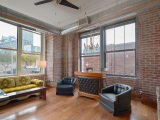 Best Loft in Kc! Superb Location - Kansas City vacation rentals