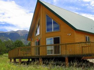 Secluded cabin minutes from The Great Sand Dunes - Mosca vacation rentals