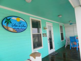 Absolutely The Closest to the Beach with Best View - Crystal Beach vacation rentals