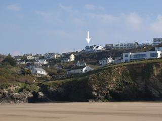 Seagulls Perch, Mawgan Porth, Cornwall - Trenance vacation rentals