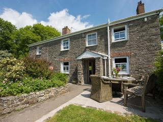 Polcreek Cottage, Veryan, Cornwall - Veryan in Roseland vacation rentals