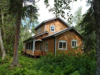 Charming Off-Grid Talkeetna Cabin - Talkeetna vacation rentals