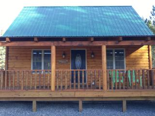 "Cole's Cabins ""The Yogi"" Brand New Lakefront Cabin - Wells vacation rentals"