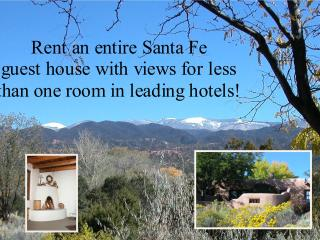 Santa Fe style casita with mountain views - Santa Fe vacation rentals