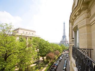 Eiffel Tower - Trocadero Palace - Paris vacation rentals