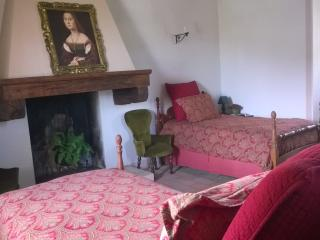 THE TOWER MINI APT.  in antique ducal residence - Urbino vacation rentals