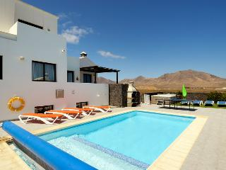 Luxury 5 Bedroom Villa C5 - Playa Blanca vacation rentals