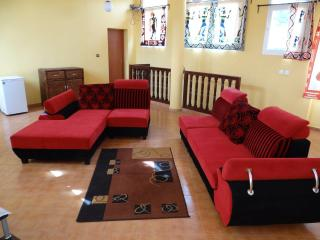 Serviced 2 bedroom apartment with 2 living rooms - Bujumbura vacation rentals