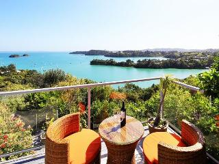 Spectacular 180 degree views from this stunning location - Waiheke Island vacation rentals