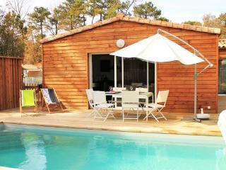 Villa Althaé avec piscine chauffée, plage et pins - Longeville-sur-mer vacation rentals