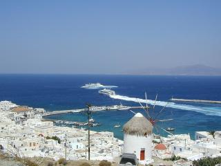 Mykonos Kalafatis Beachfront VILLA & Pool Sleeps 4 - Kalafatis vacation rentals