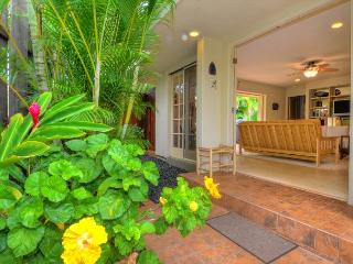 Affordable, luxurious 2bd/2ba cottage steps from Poipu Beach - Koloa-Poipu vacation rentals