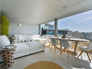 SUPER LUXURY 3 BEDROOMS TOP FLOOR!W - Ibiza Town vacation rentals