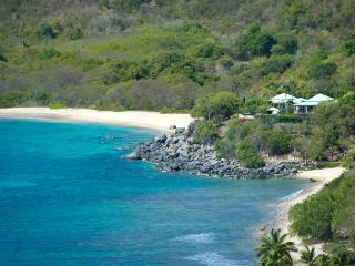 2 Beaches only footsteps away!  Sea Song Villa - Nail Bay vacation rentals