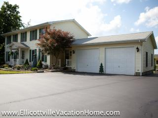 Lots of land for cross country, fishing, hiking - Ellicottville vacation rentals